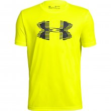 Under Armour Tech Big Logo Solid Tee žlutá 146