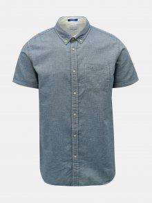 Modrá žíhaná košile Jack & Jones Anthony