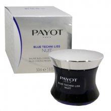 Payot Noční balzám se štítem proti modrému světlu Blue Techni Liss Nuit (Blue Chrono-Regenerating Balm) 50 ml