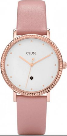 Cluse Le Couronnement Rose Gold White/Soft Rose CL63002
