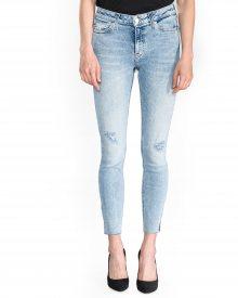 001 Jeans Calvin Klein | Modrá | Dámské | 27