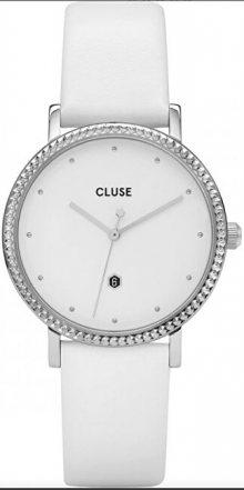 Cluse Le Couronnement Silver White/White CL63003
