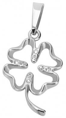 Brilio Silver Stříbrný přívěsek čtyřlístek 446 001 00327 04