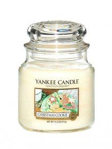 Yankee candle Svíčka ve skleněné dóze - Vánoční cukroví, 410 g\n\n