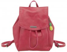 Tamaris Elegantní dámský batoh Lorella Backpack 2617181-500 Red