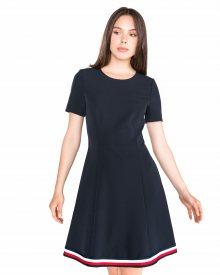 Angela Global Šaty Tommy Hilfiger | Modrá | Dámské | XS