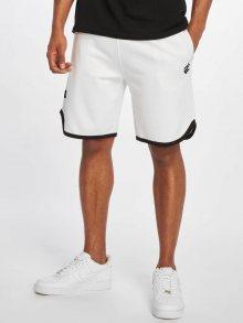 Short Fleece in white S