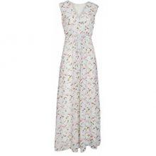 Smashed Lemon Dámské dlouhé šaty Blue 18133/03 M