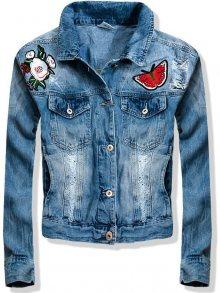 Jeansová bunda 16582
