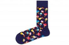 Ice Cream Ponožky Happy Socks | Modrá Vícebarevná | Pánské | 41-46