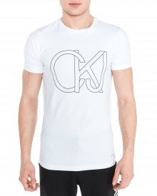 Triko Calvin Klein | Bílá | Pánské | XL