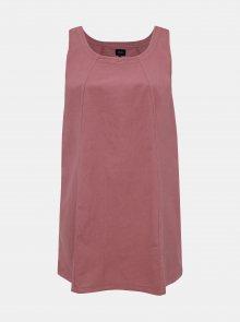 Starorůžové šaty Zizzi