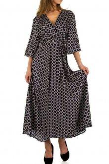 Dámské dlouhé šaty Voyelles