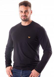 Pánské tričko Emporio Armani 111653 8A595 M Černá