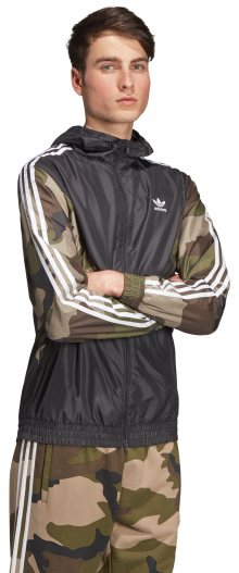 Camouflage Bunda adidas Originals | Zelená Hnědá | Pánské | S