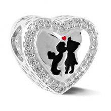 Infinity Love Zamilovaný stříbrný korálek HSZ-1151-D