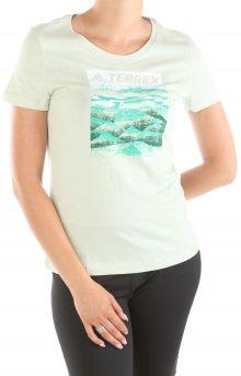 Dámské bavlněné tričko Adidas