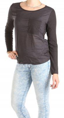 Dámské černé tričko s kapsičkou Eight2Nine