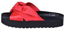 Marila Dámské pantofle 3004/LIN-8 Raso Rojo Pasion 37