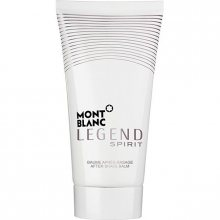 Mont Blanc Legend Spirit - balzám po holení 150 ml