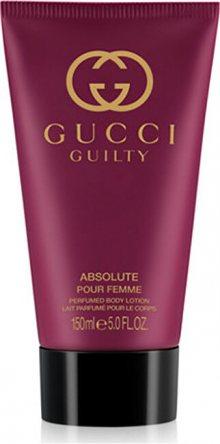Gucci Guilty Absolute Pour Femme - tělové mléko 150 ml