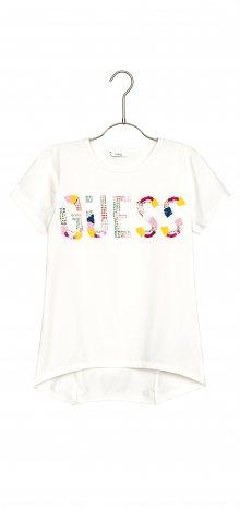 Triko dětské Guess | Bílá | Dívčí | 7 let