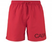 Plavky Calvin Klein   Červená   Pánské   M
