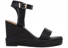 San Diego Klínová obuv Gant | Černá | Dámské | 36