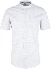 s.Oliver Pánská košile 13.906.22.2233.01G8 White S
