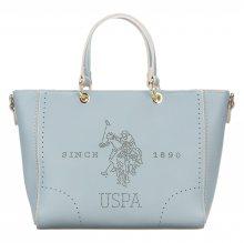 Barrington Small Kabelka U.S. Polo Assn   Modrá   Dámské   UNI