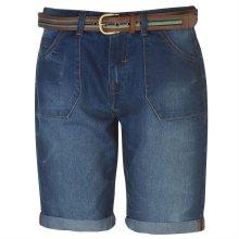 Dámské jeansové šortky SoulCal