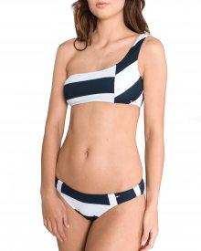 Spodní díl plavek Tommy Hilfiger | Modrá Bílá | Dámské | L