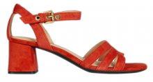 GEOX Dámské sandále Seyla Sandal Mid D Scarlet D92DUD-00021-C7452 38