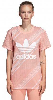 Trefoil Triko adidas Originals | Růžová Béžová | Dámské | 38