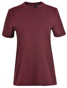 Vero Moda Dámské triko Classic S/S T-Shirt Ga Color Port Royale XS