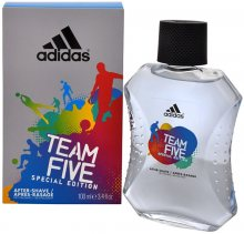 Adidas Team Five - voda po holení 100 ml