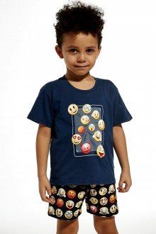 Chlapecké pyžamo 789/76 Emoticon