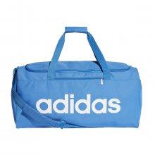 adidas Lin Core Duf M modrá Jednotná