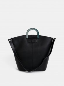 Černá kabelka Pieces Cilla