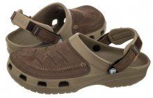 Crocs Pantofle Yukon Vista Clog Espresso/Khaki 205177-22Y 43-44