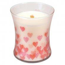 WoodWick Svíčka oválná váza WoodWick - Pečený dortík, 275 g\n\n