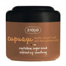 Ziaja Krystalický cukrový peeling Cupuacu 200 ml