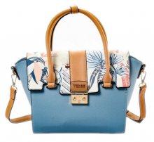 Verde Dámská kabelka 16-5063 Blue