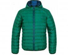 LOAP Pánská bunda do města Itall Lu Meadow zelená CLM1751-P21P XXL