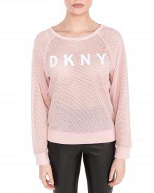 Mikina DKNY | Béžová | Dámské | M