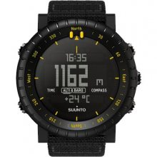 Suunto Core Regular Black Yellow SS050276000