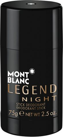 Mont Blanc Legend Night - tuhý deodorant 75 ml