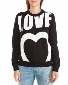 Mikina Love Moschino   Černá   Dámské   XL