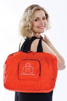 Skládací cestovní taška lehká