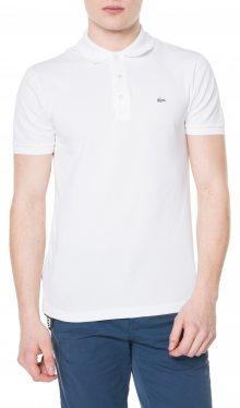Polo triko Lacoste | Bílá | Pánské | XL